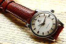 Watches. / Aspirational Time pieces