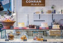 Peggy Porschen joins The Conran Kitchen / In the cake world there are few names bigger than Peggy Porschen. Now you can enjoy a slice of layer cake heaven courtesy of the award-winning queen of cake at The Conran Kitchen in our Marylebone store.