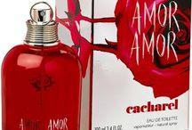 Perfumes e Colônias - Favoritos!