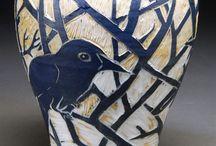 carving ceramics