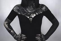 Tattoo Girl Models