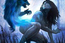 Vlci a vlkodlaci