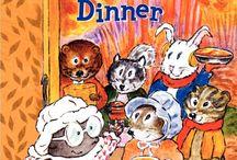 Thanksgiving Books for Vegetarian & Vegan Kids / Let kids root for the turkey this Thanksgiving!