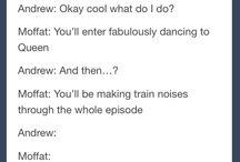 Sherlock fun stuff