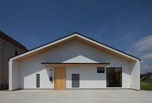 igawa-arch/さんかく屋根の家
