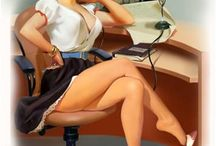My favourite pin-up girls... / My favourite pin-up girls...