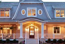 Dream Home Costal Farmhouse