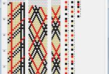 11 szemes minta