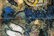 """ Marc Chagall "" / Pin your Chagall art pins and share."
