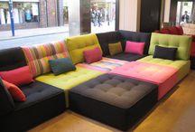 possibilidades muebles sentar salón
