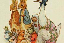 Conejos Beatrix Potter