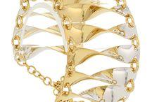 Favourite pieces.  / Beautiful jewellery