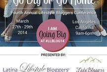 #LALLBLOG14 / All about my experience at the Los Angeles Lifestyle Bloggers Conference.