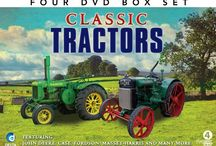 Classic Tractors / Book and DVDs on Classic, Vintage and Antique Tractors. All available from www.oldpond.com.
