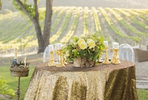 Tablescapes  / by ONEHOPE Weddings