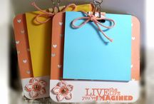 Stampin' Up! - Handmade Gifts & 3D Projects
