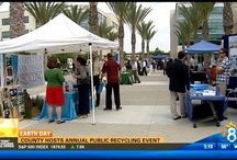Outreach video/pix/promo / by Sdcounty Recycling