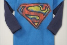 Superman  / Anything to do with SUPERMAN.... I love love love superman, Smallville and there merchandise