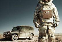 Clase G en una misión a Marte