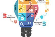 Gestão do Conhecimento / Solução da Conducere pertencente a Academia de Educação e Comhecimento