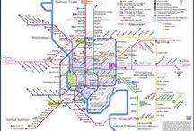 mapy bangkok