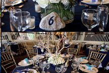 Table Number Decor
