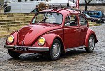 """Volkswagen """" Coccinelle """" / Une voiture vendu dans le monde entier plus qu'une voiture une reine de la route qui défie le temps."""