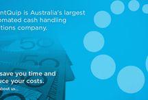 AGE15 CASH HANDLING & EQUIPMENT / Exhibitors at the 2015 Australasian Gaming Expo