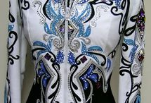 Western show outfit