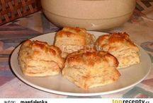 Slané pagáče a slané koláče