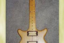 Grimbly Guitars / Guitar building