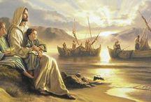 LDS Christian Art / by Joseph Allen