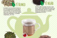 Té y jugos