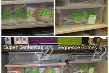 Classroom Organization Ideas / Ways to create clutter-free, child-friendly classroom!
