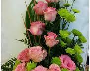 Blumengestecke u. ä.