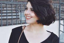 • Short Hair •