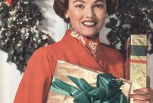 vintage christmas / by Shelly Sherman-Shively