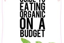 Real Food on a Budget / How to eat nourishing food... without breaking the bank!