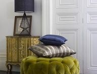 SS15 Interiors: Olive Green