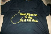 West Virginia (= / by Jamie Robinson