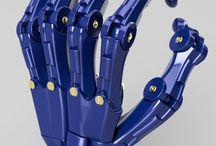Tech - arms & hands