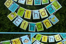 Monkey birthday ideas