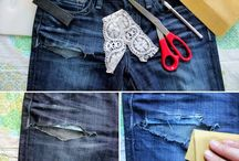 korjaa farkkuja