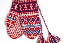 Samiske Mønster & Symboler ~ Strikking & annen Doudji ❤