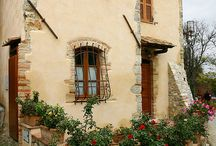 Italian home / Ideas for our home in Abruzzo, Italy. Rustic, country style decoration.