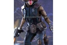 Rocket Raccoon Guardians Galaxy 2 Leather Vest / Buy Guardians Galaxy 2 Rocket Raccoon Leather Vest at most affordable price from Sky-Seller and avail free Shipping.