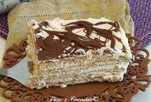 torte ❤ dolci
