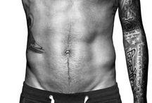 David Beckham casual