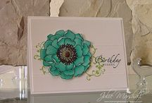 Stampin Up Blended Bloom / by Andi Nolen