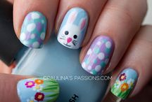 Easter Nails / by Ann Streharsky